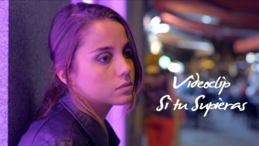 Si Tú Supieras - Javi del Val. Videoclip del artista español