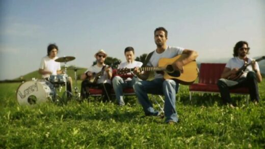 The Long Goodbye - Lazy. Videoclip oficial de la banda española