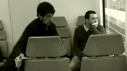 The Microfilm Case. Corto y comedia española de Alberto Carpintero