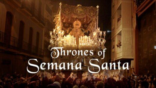 Tronos de Semana Santa. Cortometraje documental de Brandon Li