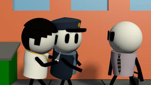 El Monarca de la Calle. Cortometraje mexicano de animación
