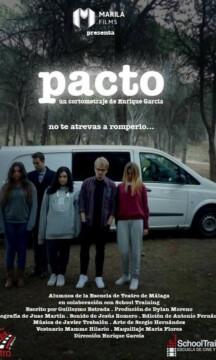 Pacto corto cartel poster
