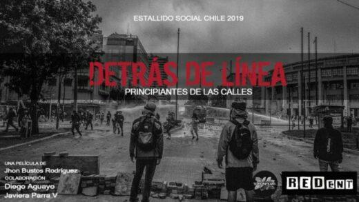 Detrás de Línea. Cortometraje documental de Jhon Bustos Rodríguez