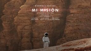 Mi Misión. Cortometraje argentino de ciencia ficción de Nicolas Lobos