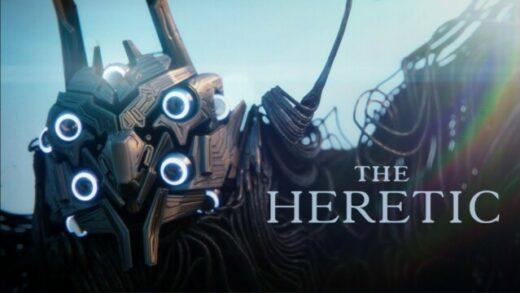 The Heretic. Cortometraje de ciencia ficción de Veselin Efremov