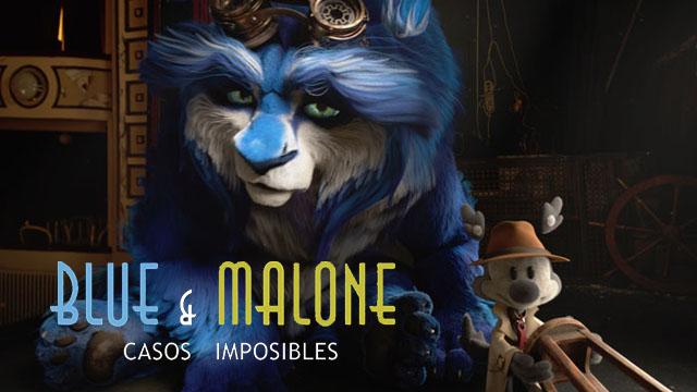 """Vuelven Blue & Malone con nuevas aventuras en """"Casos Imposibles"""""""