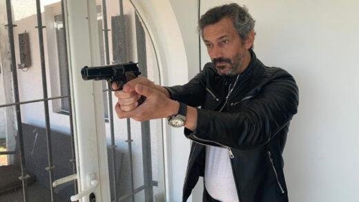 Corns Bairus el último mafioso. Corto y comedia negra de Julio Espinosa