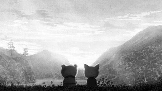 Decorado. Cortometraje español de animación de Alberto Vázquez