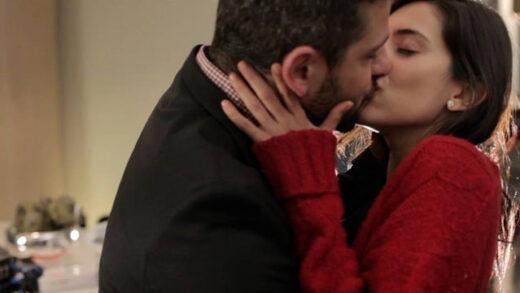 El beso. Cortometraje y drama romántico de Carlos G. Dávila