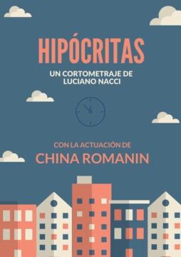 Hipocritas corto cartel poster