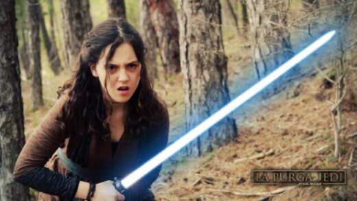 La Purga Jedi - Un fanfilm de Star Wars. Cortometraje de Ricardo Lopez
