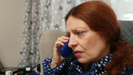 La llamada. Cortometraje español y drama emotivo de Julio Espinosa