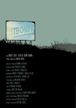 Siboney corto cartel poster