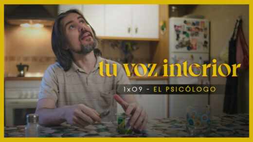 Tu voz interior - Cap.09 - El psicólogo Webserie española