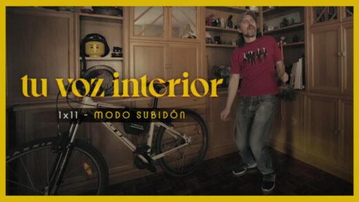Tu voz interior - Cap.11 - Modo subidón Webserie española