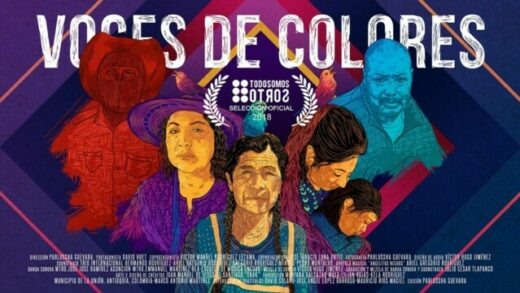 Voces de colores. Cortometraje documental de Pablussha Guevara