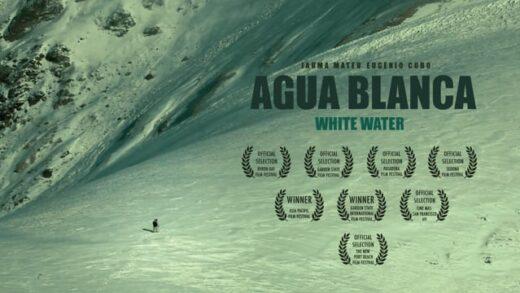 Agua blanca. Cortometraje mexicano de montaña de Alina Montero