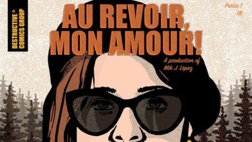 Au Revoir, Mon Amour!. Cortometraje español de Mik J. López