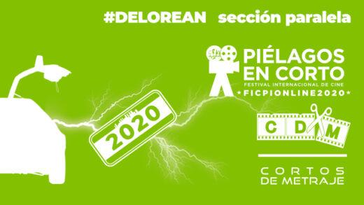 En colaboración con el Festival Internacional de Cine de Piélagos (FIPCI) ponemos en marcha el proyecto #DELOREAN