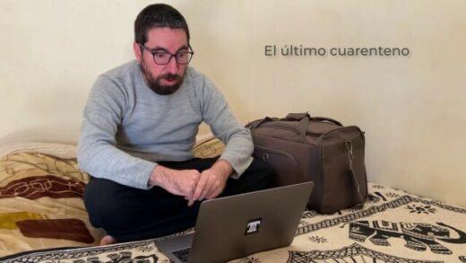 El Último Cuarenteno. Cortometraje y comedia española de Javi Clarke