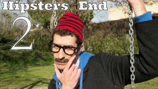 Hipster´s End Episode 2. Webserie española de EasyCure