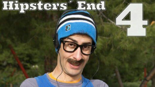 Hipster´s End Episode 4. Webserie española de EasyCure