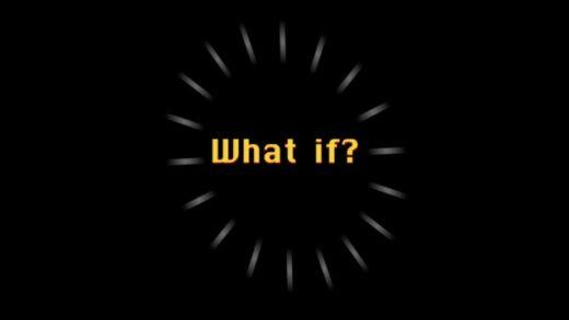 What If???. Cortometraje y comedia española dirigida por Enrique García