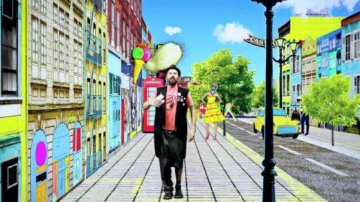 Yep - Jarabe de Palo. Videoclip oficial de la banda española