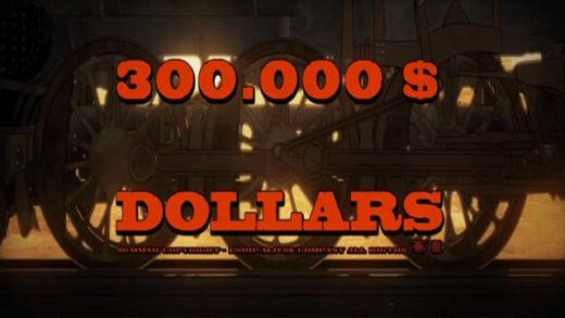 300.000 Dollars. Cortometraje de animación de Mario Serrano