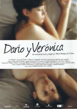 Darío y Verónica corto cartel poster