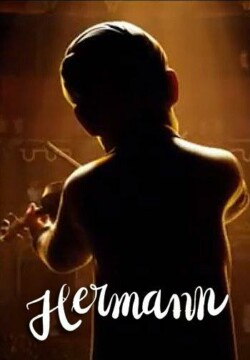 Hermann corto cartel poster