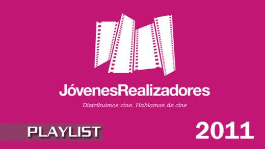 Jóvenes Realizadores 2011. Cortometrajes online de la distribuidora