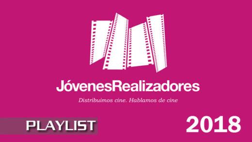Jóvenes Realizadores 2018. Cortometrajes online de la distribuidora