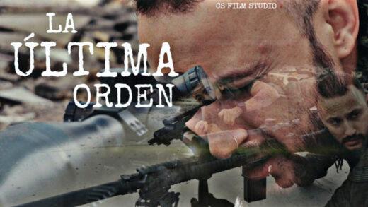 La última orden. Cortometraje bélico y thriller de acción de Antonio Morales