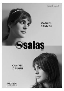 Salas SAL corto cartel poster