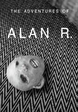 The Adventures of Alan R corto cartel poster