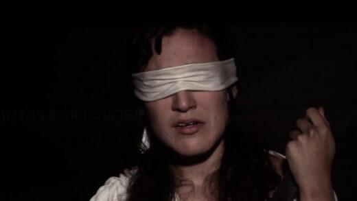 Tríptico de una dama extraviada. Cortometraje de Martín Agudelo Ramírez