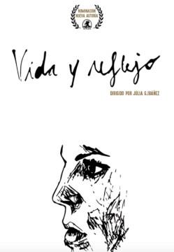 Vida y reflejo corto cartel poster