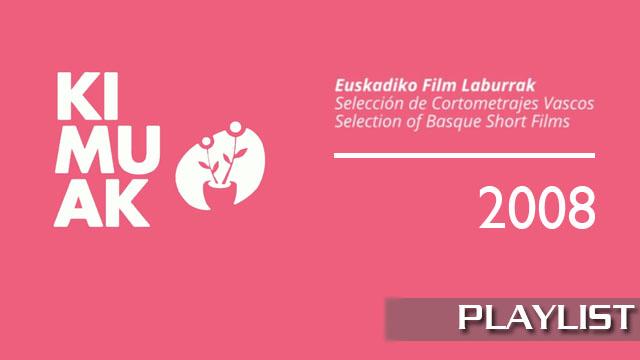 Kimuak 2008. Recopilación de cortometrajes online
