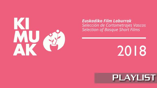 Kimuak 2018. Recopilación de cortometrajes online