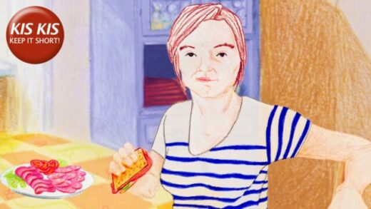 Gusła ou les Malins. Cortometraje de animación de Adrienne Nowak