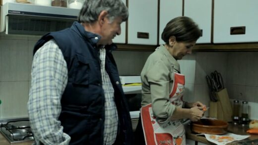 Hoy quiero confesar. Cortometraje y comedia española de Manuel Aguilar