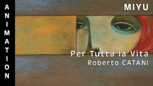 Per tutta la vita. Cortometraje italiano de animación de Roberto Catani