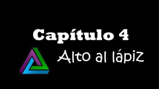 Trivialidades - Capítulo 4. Alto al lápiz. Webserie LGBT de Fran Iniesta