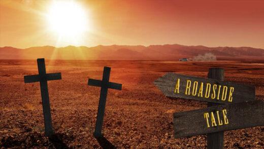 A roadside tale. Cortometraje español de acción de Jorge Padilla Díaz