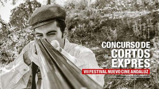 Mañana finaliza el plazo de inscripción para Cortos Express del VII Festival Nuevo Cine Andaluz de Casares