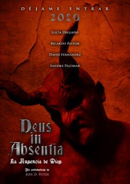 Deus in Absentia corto catel poster