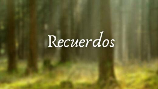 Recuerdos. Cortometraje y drama español de Jaime Villamuera