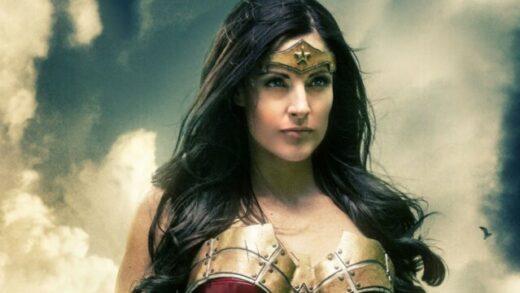 Wonder Woman. Cortometraje fanfilm de Sam Balcomb