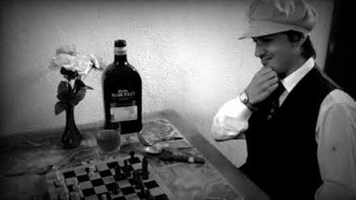 La partida de Ajedrez. Cortometraje de Alejandro Figueroa Herrera